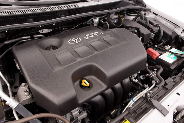 Toyota Corolla 2008 Flex - motor
