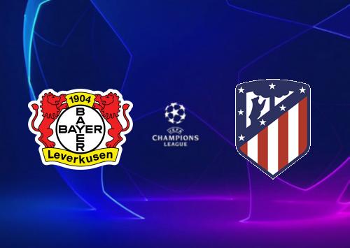 Bayer Leverkusen vs Atletico Madrid -Highlights 6 November 2019
