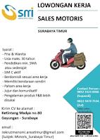 Bursa Kerja Surabaya di PT. Selaras Mitra Integra Januari 2021