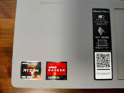 AMD Ryzenのロゴマーク