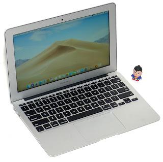 MacBook Air Core i5 11.6 Inchi Early 2015 Second di Malang