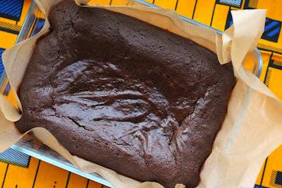 brownies melasse de caroube