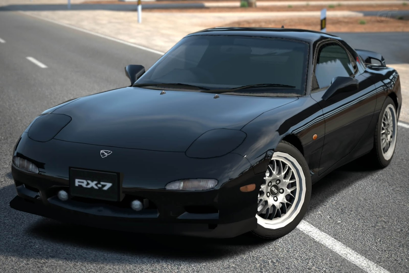 Mazda/Efini RX-7 Type R (FD3S)