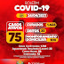 Jaguarari registra 02 novos casos de coronavírus neste sábado (24)