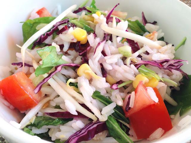 recetas ligeras con arroz