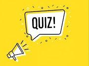 Bing Education Quiz