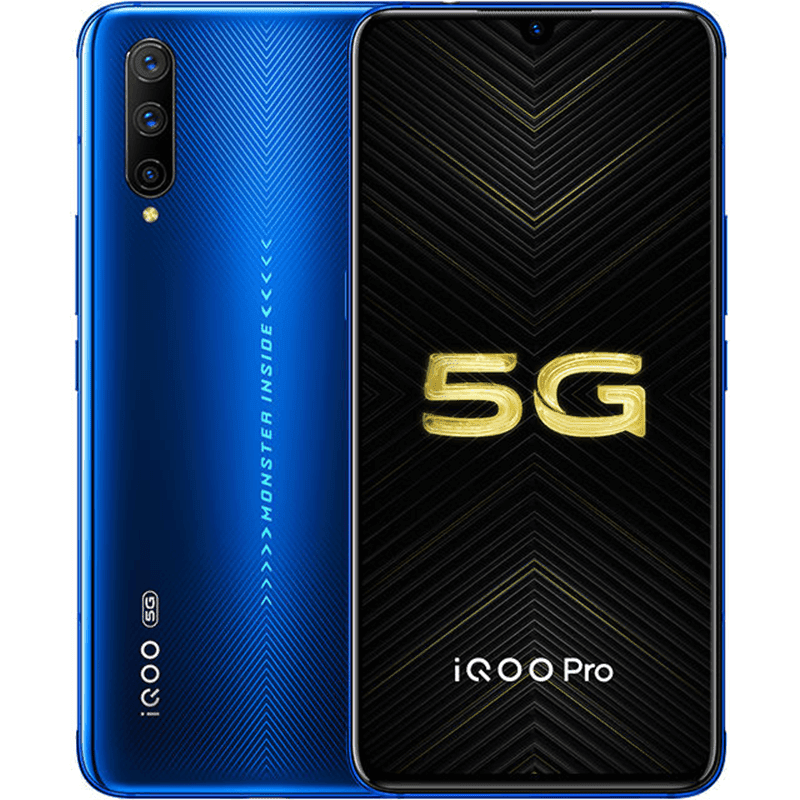 iQOO Pro and Pro 5G gaming-grade phones announced