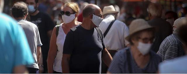 Κορωνοϊός / «Έκρηξη» με 453 κρούσματα – 6 επιπλέον θάνατοι και 344 συνολικά στη χώρα