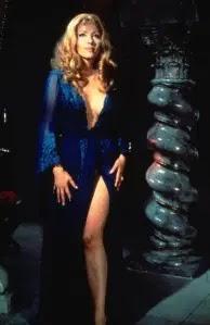 Ingrid Pitt Countess Dracula Hammer