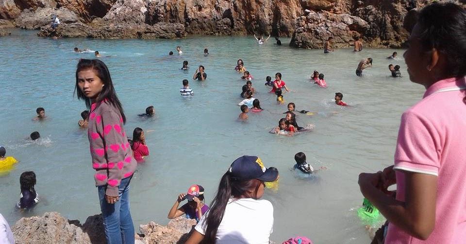 Destinasi Pantai Perawan Pantai Tolnamon Rote Selatan Desa Inaoe Imanuel Pello Anak Keka Daeloni