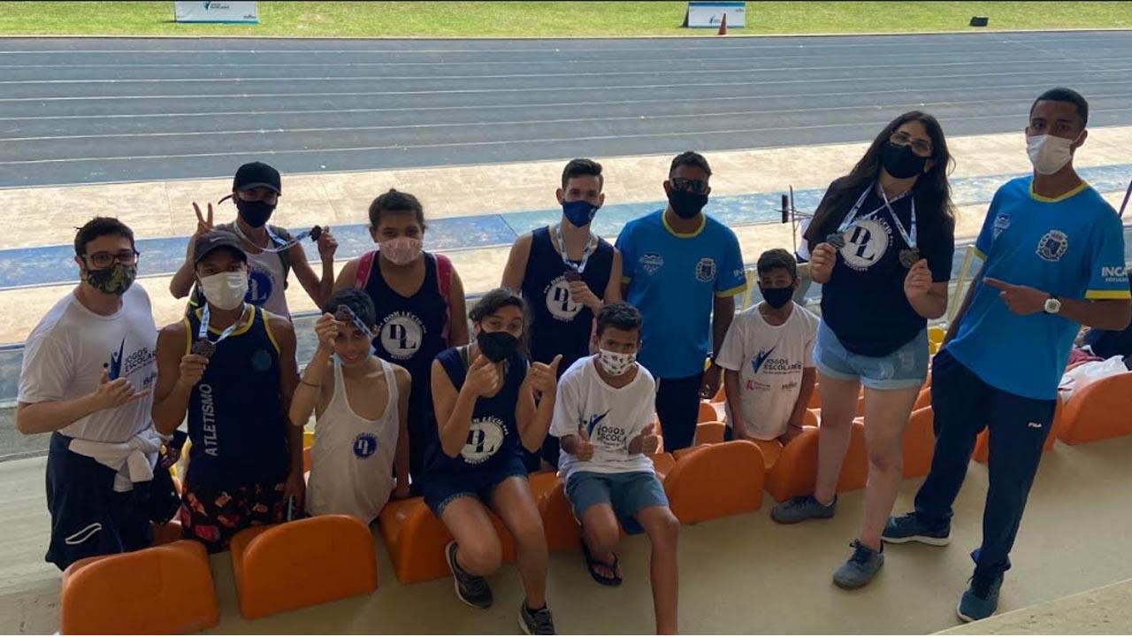 Atletismo de Botucatu conquista 7 medalhas no Campeonato Escolar Estadual