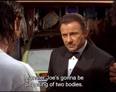 pulp fiction quotes the wolf