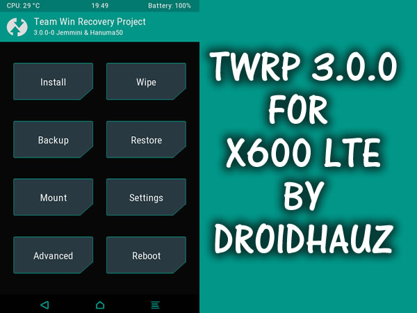 Twrp recovery apk for marshmallow | [TWRP] Download TWRP
