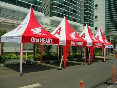 Daftar Tempat Sewa Tenda di Jakarta