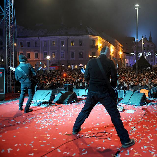 Siddharta, la ¡¡OTRA!! banda de rock más grande (de Eslovenia)