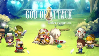 God of Attack MOD Apk v2.0.2 God Mode Unlimited Cash Money Full Unlocked Characters Latest Update