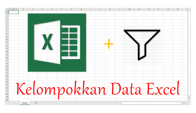 Cara Mengelompokkan Data Excel