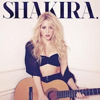 "Detalii album ""Shakira"""