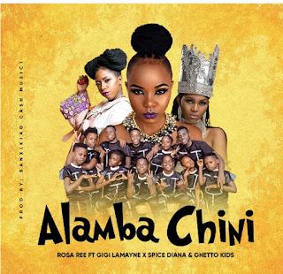 DOWNLOAD AUDIO | Rosa Ree Ft. Gigi Lamayne, Spice Diana, Ghetto Kids – Alamba CHINI Mp3