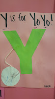 Y is for Yo-yo childcare