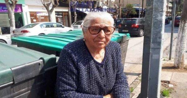 Νέο πρόστιμο 2.600 ευρώ για την γιαγιά με τα τερλίκια! Έπεσε και θύμα κλοπής (βίντεο)
