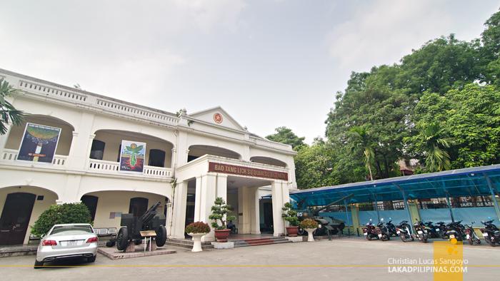 Hanoi Vietnam Military History Museum