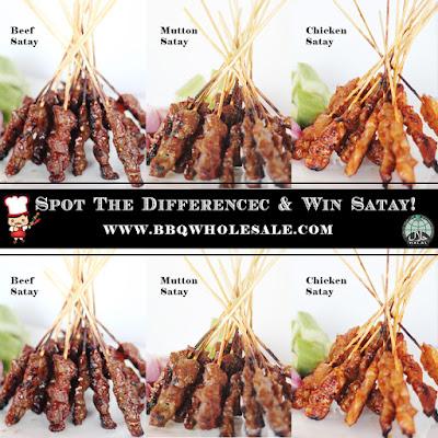 BBQ Wholesale Singapore Facebook April Contest