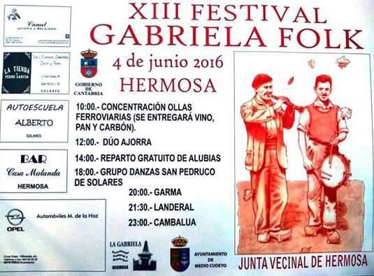 XIII Festival Gabriela Folk