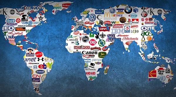 Мир из корпораций