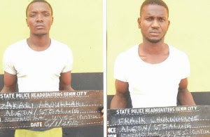 Nigerian Employees Set Chinese Boss' Home On Fire Just To Steal N450k (Pictured)