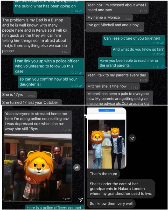 Andrew Kibe is in trouble after 'tea master' Edgar Obare exposed him for luring a high school girl with private photos.
