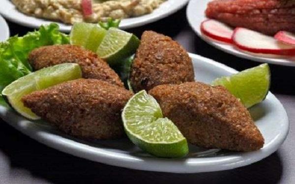Receita de quibe (kibe) frito super prático (Imagem: Reprodução/MSN)