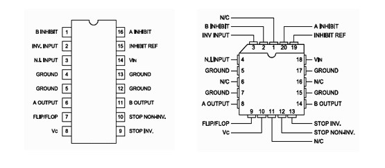 UC3706-dual-output-driver-pin-connection-diagram