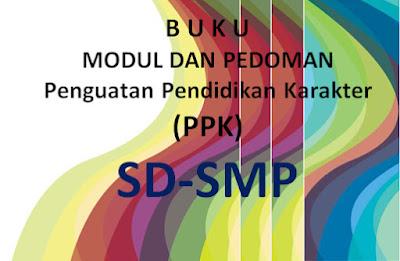 Buku Modul Konsep PPK SD dan SMP