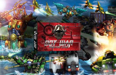 Bot War 3rd Edition, Kickstarter