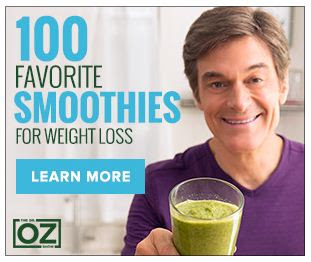 DR OZ Juice Cleanse Weight Loss