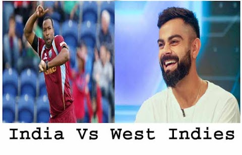 India vs West Indies, 1st T20I - Live Cricket Score, Commentary