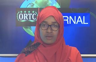 Binti Mhadjou nommée rédactrice en chef de l'Ortc