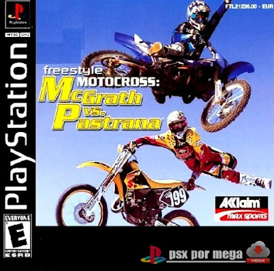 descargar mcgrath vs pastrana freestyle motocross psx mega