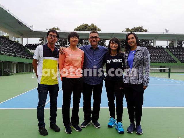 Usai Hantar Tim Fed Indonesia Bertahan di Group-I Asia/Oceania, Dila Alihkan Fokus ke Australia