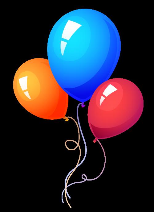 Balloon Birthday, balloons, balloon, desktop Wallpaper, party free png