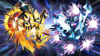 Pokemon Ultra Sun and Ultra Moon PC Wallpaper