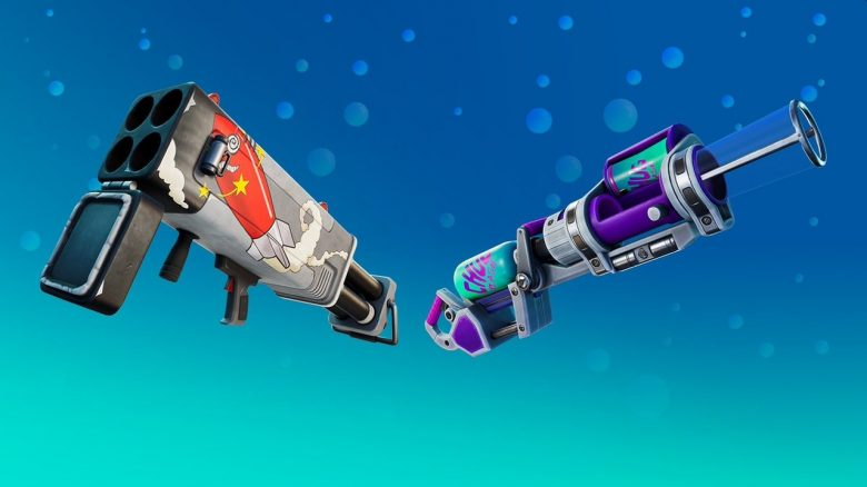 Fortnite brings 3 new exotic weapons in Update 15.30 - You can find them here
