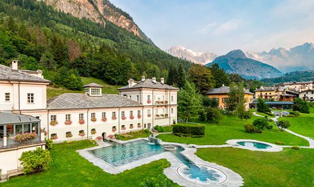 Vacanze a Pre Saint Didier - Terme - Viaggynfo travel blog