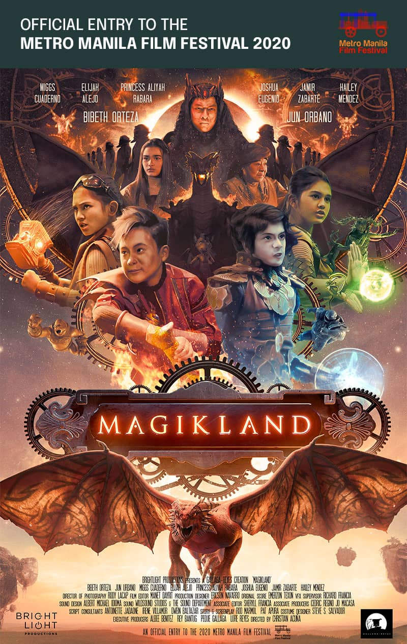 Magikland MMFF 2020 Entries