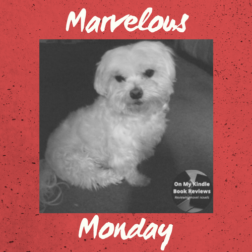 "No, I'm not having a ""marvelous Monday."" In fact, I wanted to change the name of today's post to ""monstrous Monday"" but Mommy wouldn't let me."
