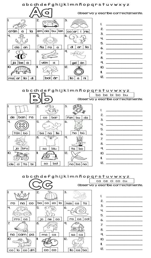 fichas-lectoescritura-ordenar-silabas-palabras
