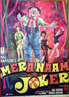 Mera Naam Joker 1970 Hindi 720p BRRip Full Movie Download