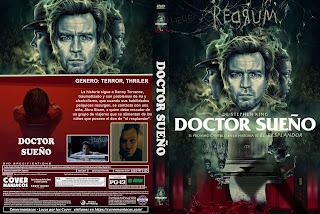 CARATULA - DOCTOR SUEÑO - DOCTOR SLEEP - 2019 [COVER DVD]