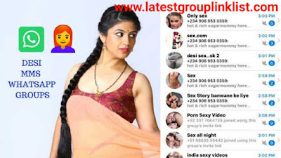 Desi MMS Latest Whatsapp Group Links